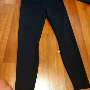 Fabletics power hold leggings size large.